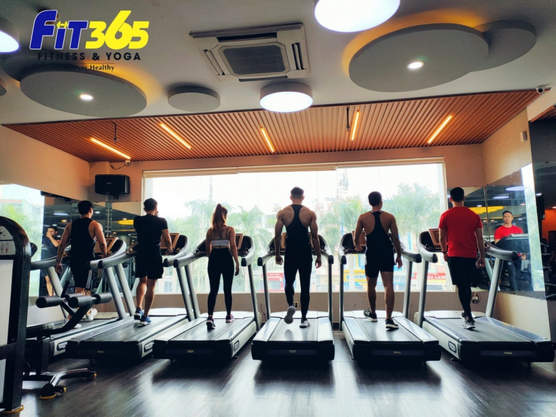 Fit365 Gym Center