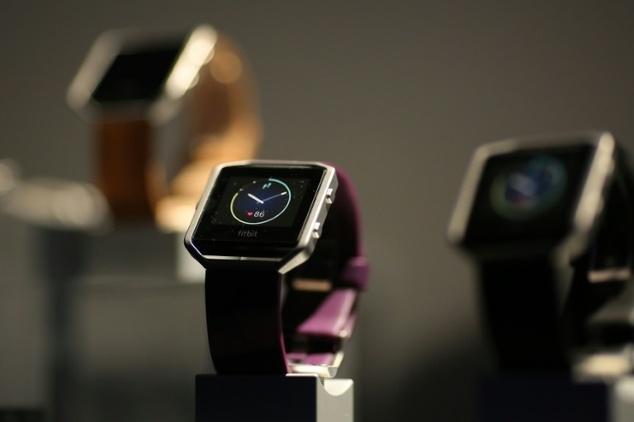 Fitbit chiếm lĩnh Pebble