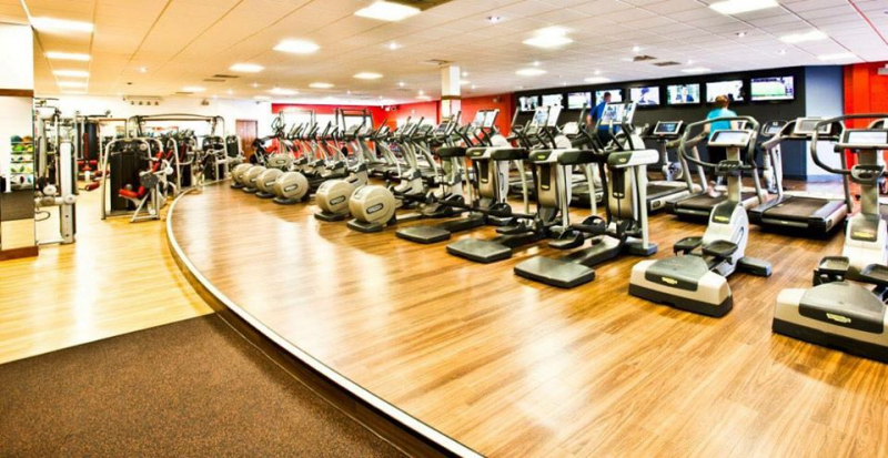 CLB Gym Fitness New Man 2