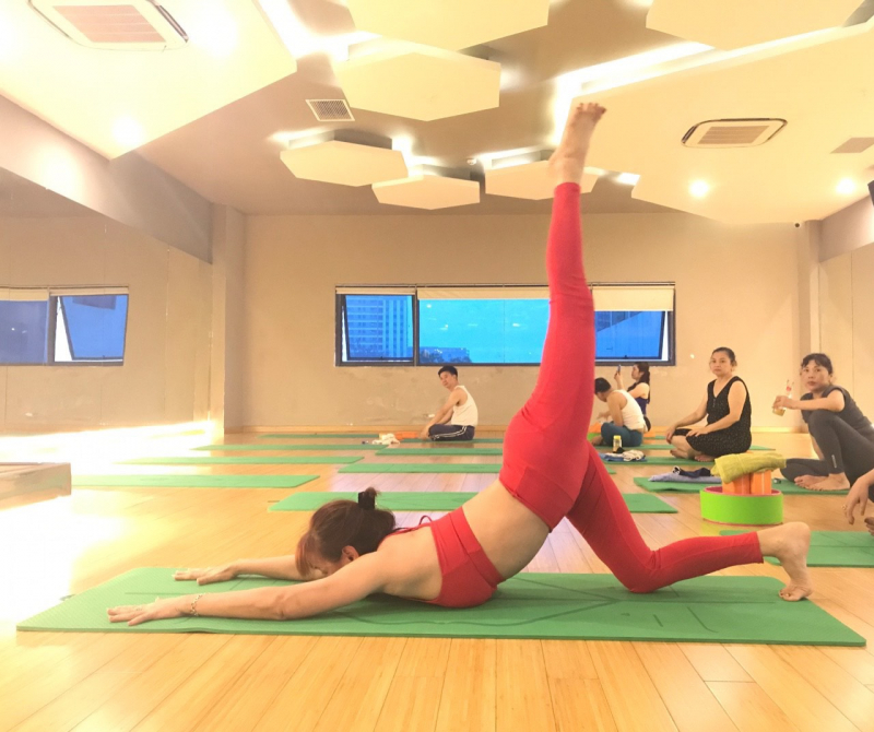 Fitness Plus Vinh