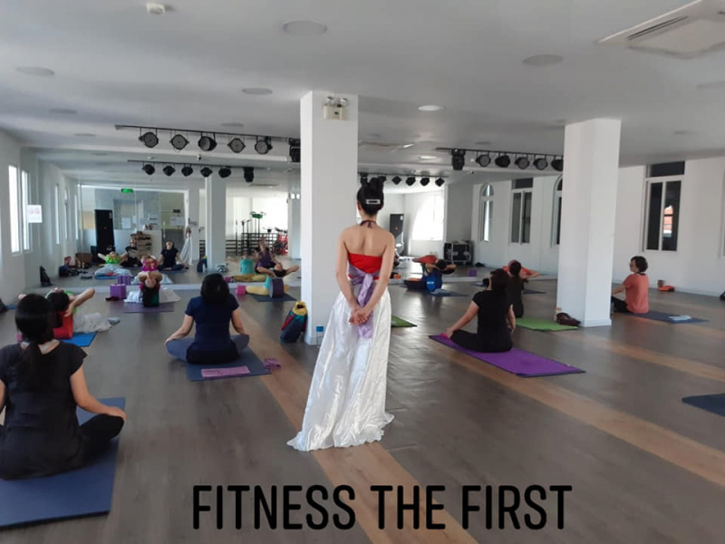 Fitness The First