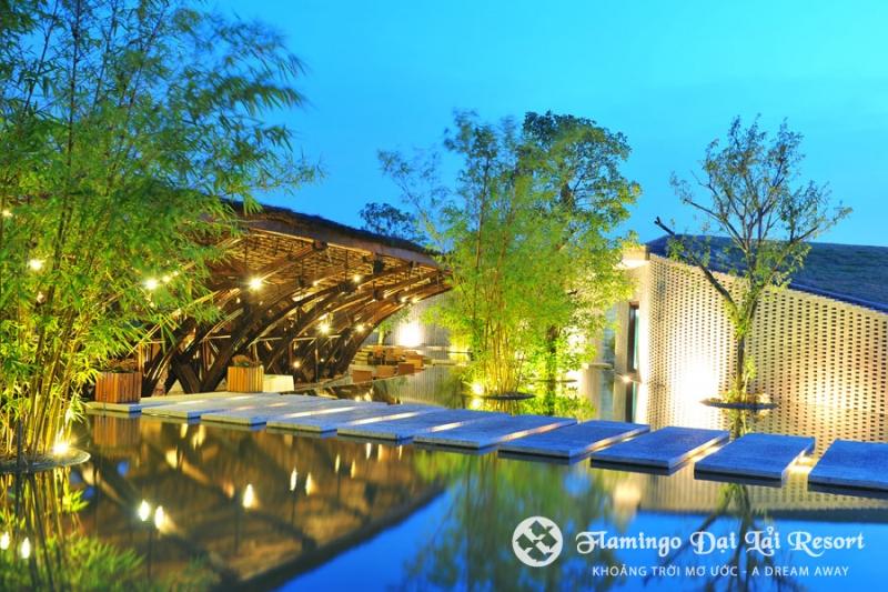 Khu resort đẹp như mộng tại Vĩnh Phúc