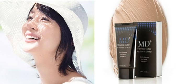 Kem chống nắng, dưỡng da Flawless Factor Anti Aging Cream