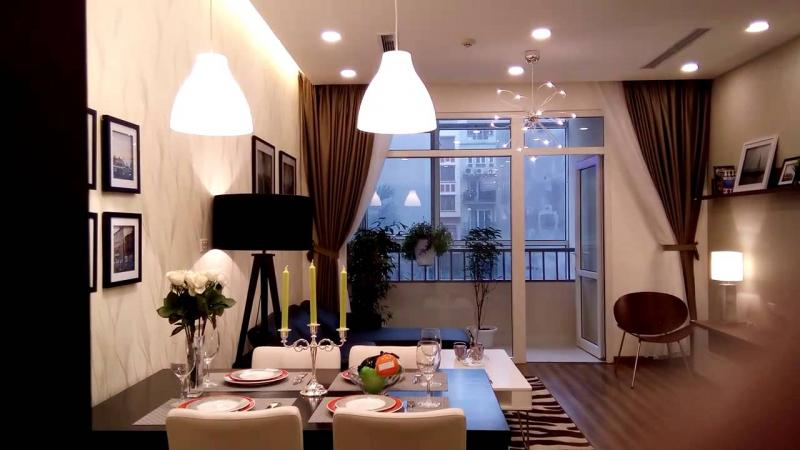 Mẫu căn hộ FLC Garden City