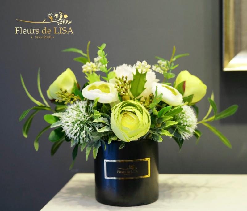 Fleurs de LISA - Hoa lụa phong cách Pháp