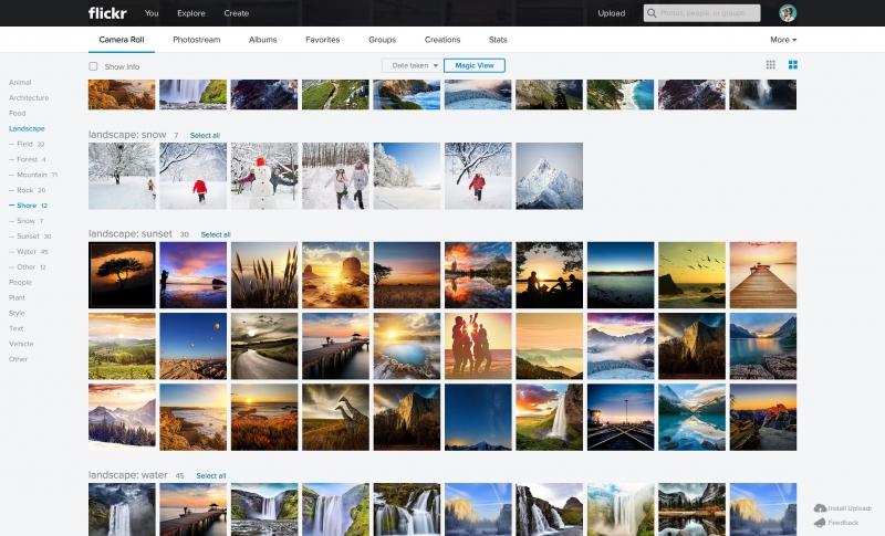 Flickr là một mạng xã hội chuyên về hình ảnh