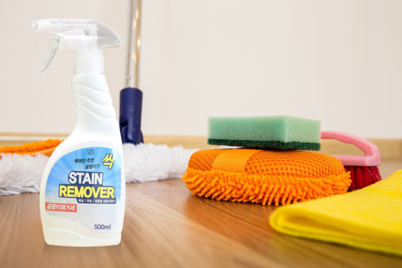 Floor Stain Remover - Nước lau sàn hữu cơ