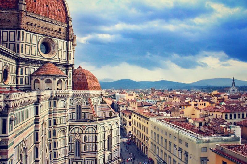 Florence - thành phố nghệ tuật độc đáo của Ý