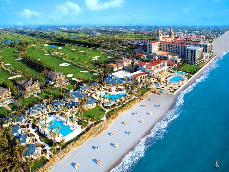 Bãi biển Miami - một trong những bãi biển đẹp nhất thế giới
