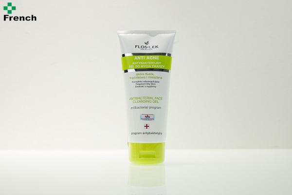 Floslek Antibacterial face cleansing gel 200ml (Sữa rửa mặt cho da dầu)