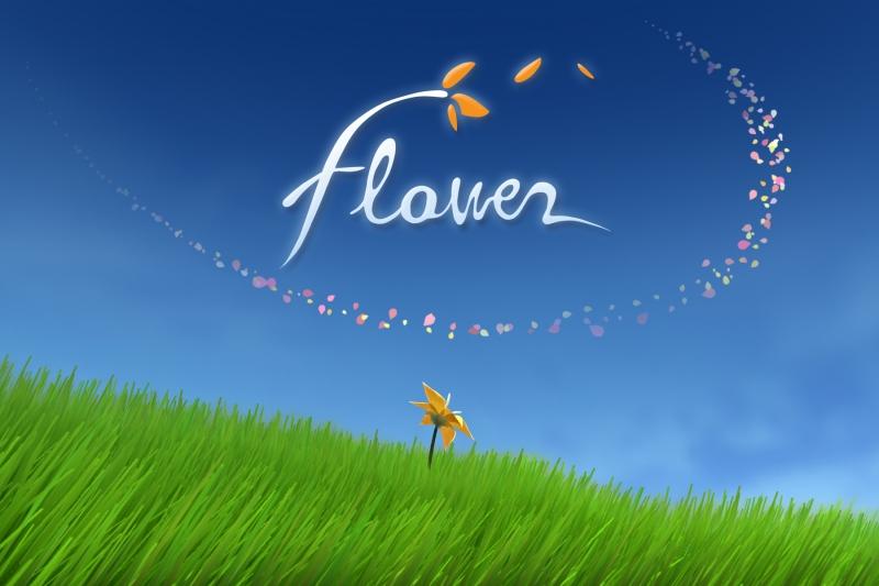 Tựa game mang tính nghệ thuật - Flower