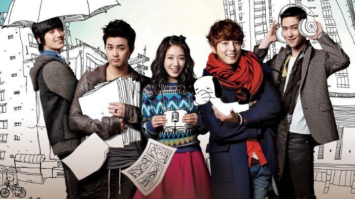 Top 17 bộ phim hay nhất của diễn viên Park Shin Hye, Hàn Quốc mới nhất 4