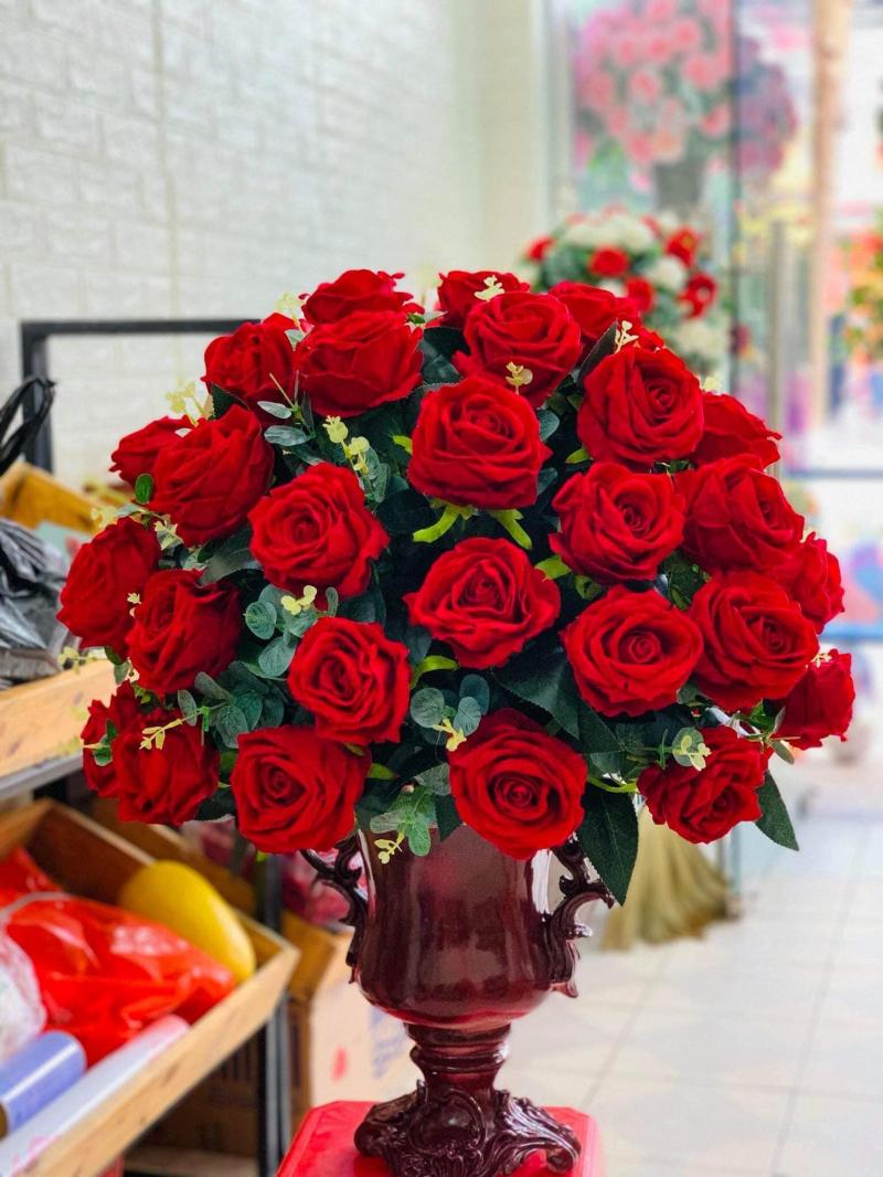 Flower shop Hoài Nguyễn - Điện hoa thành phố Hà Tĩnh