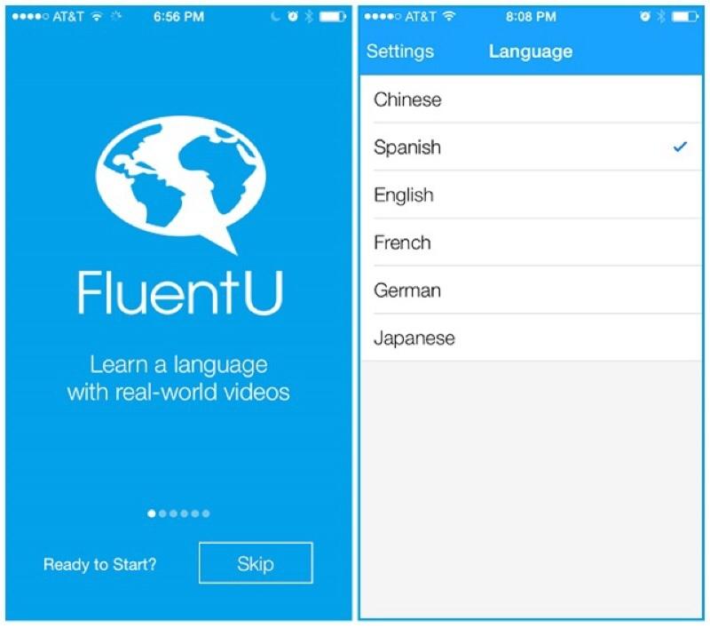 Ứng dụng học tiếng Anh trên smartphone FluentU