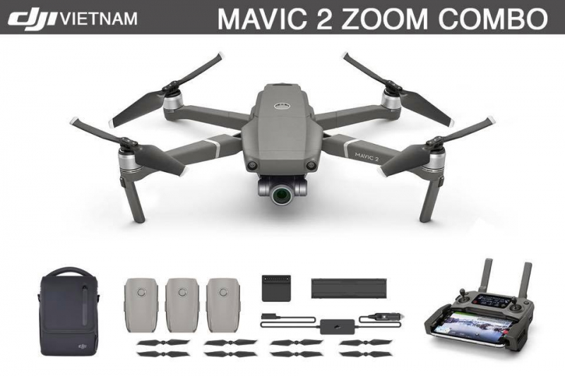 Flycam Mavic 2 Zoom