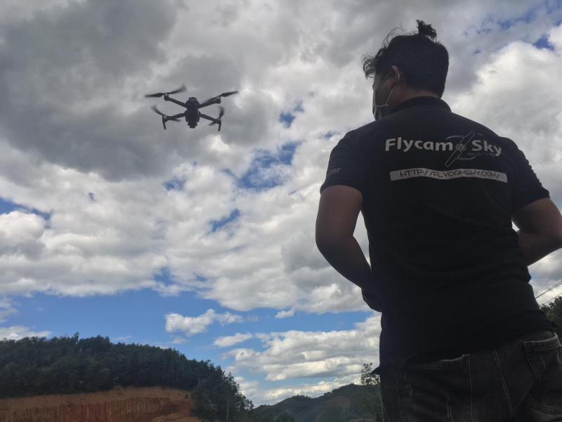 Flycam Sky