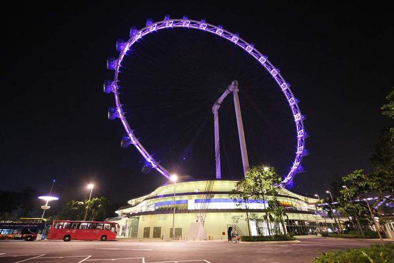Top 15 Địa điểm du lịch nổi tiếng ở tổ quốc Singapore 2021 1