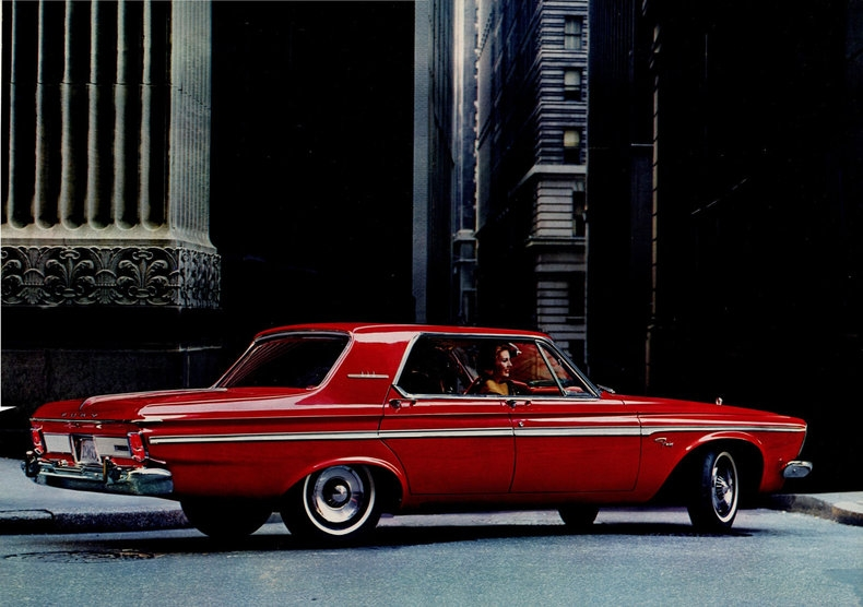 Plymouth Fury 1963