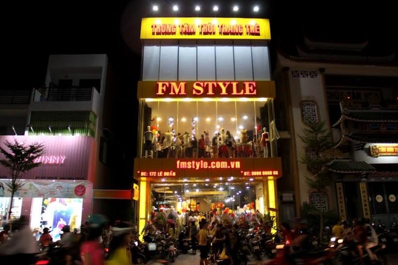 FM Style shop