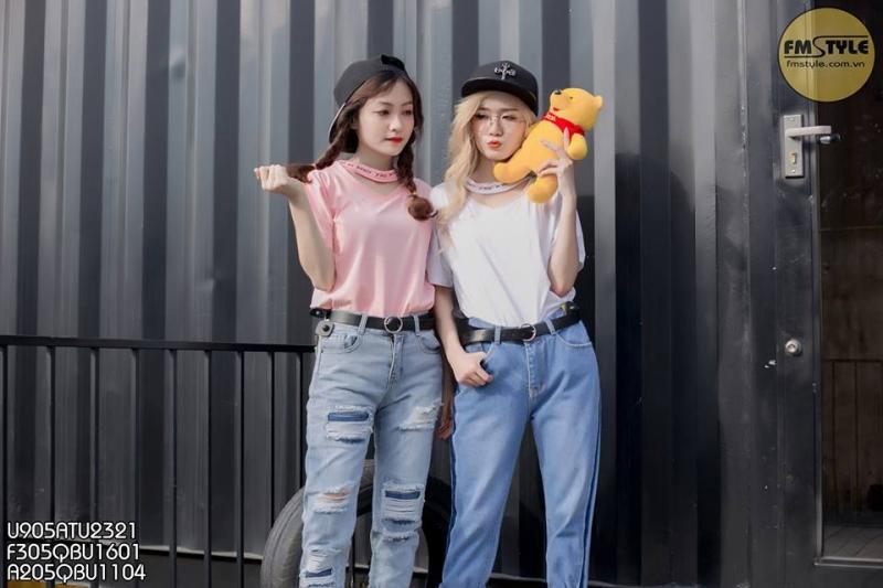 Đến với FM Style Shop, bạn sẽ được mặc sức lựa chọn những mẫu quần jeans đẹp