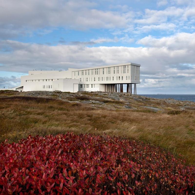 Fogo Island Inn – Newfoundland and Labrador (Canada)