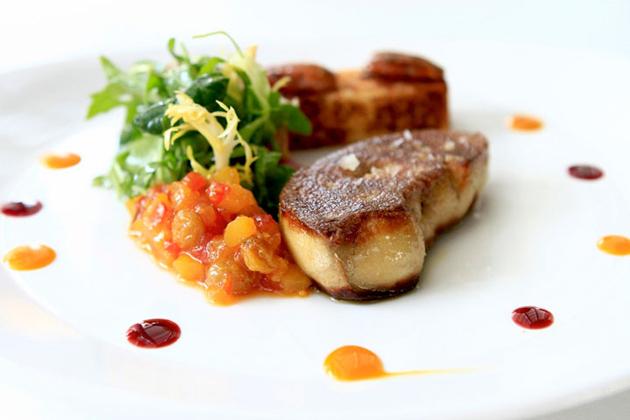 Foie gras (gan ngỗng béo)