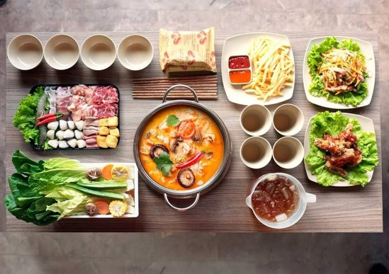 Food Box - Ô Chợ Dừa
