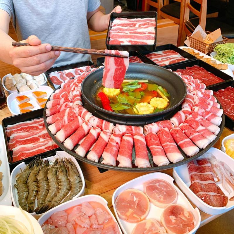 Food House - Lẩu Thái & Nướng