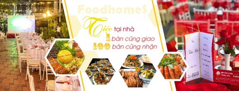 FoodhomeS.vn - nấu tiệc tại nhà và giao thức ăn tận nơi