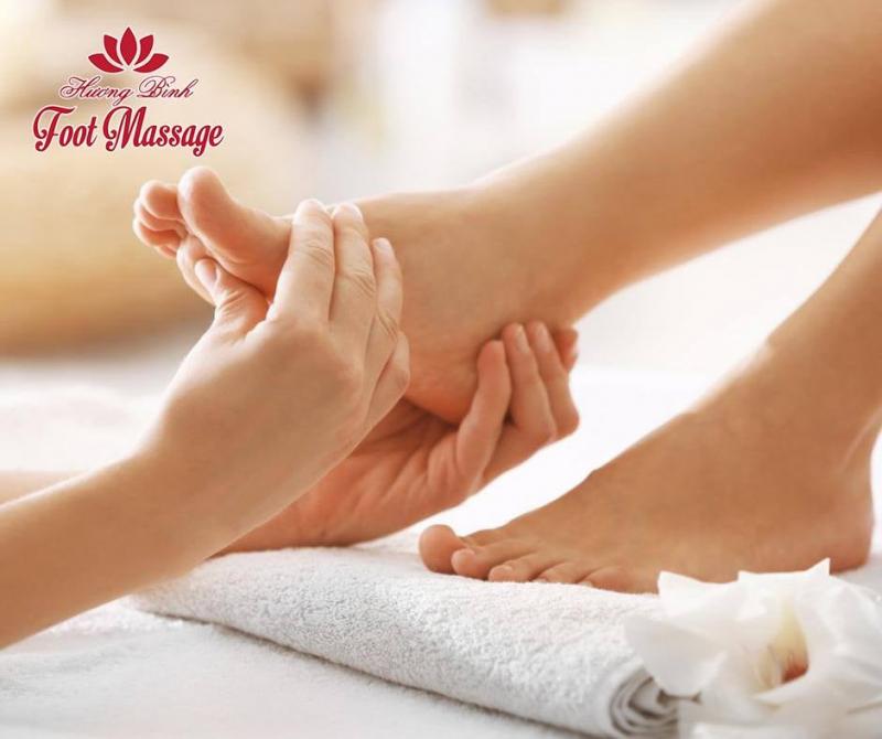 Foot Massager Hương Bình