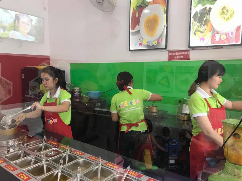 For You là một trong những quán cháo dinh dưỡng được đánh giá cao tại thành phố Huế