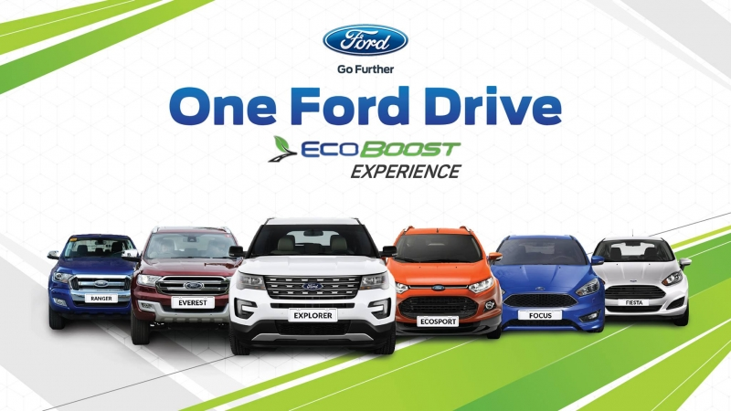 Các dòng xe Ford