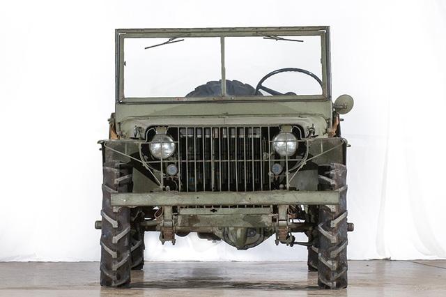 Xe được thiết kế dành riêng cho quân đội Mỹ