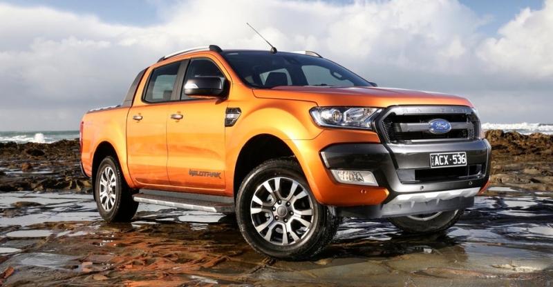 Ford Ranger: 1256 xe