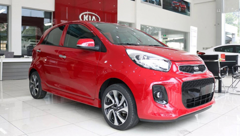 Kia Morning 2019