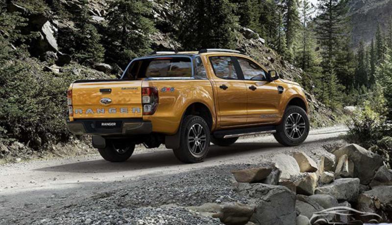 Ford Ranger: 481 xe