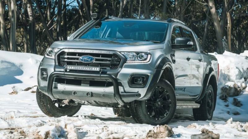 Ford Ranger: 860 xe