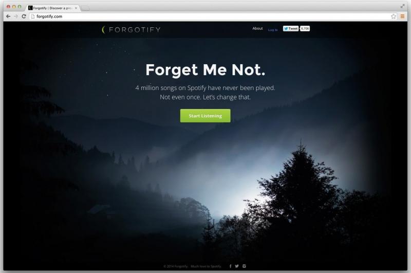 Giao diện của trang web