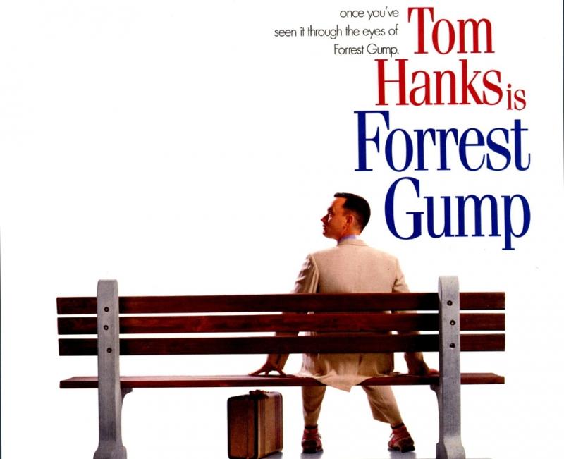 Trong Forrest Gump, cuộc đời của Forrest là đại diện cho rất nhiều người Mỹ lúc bấy giờ