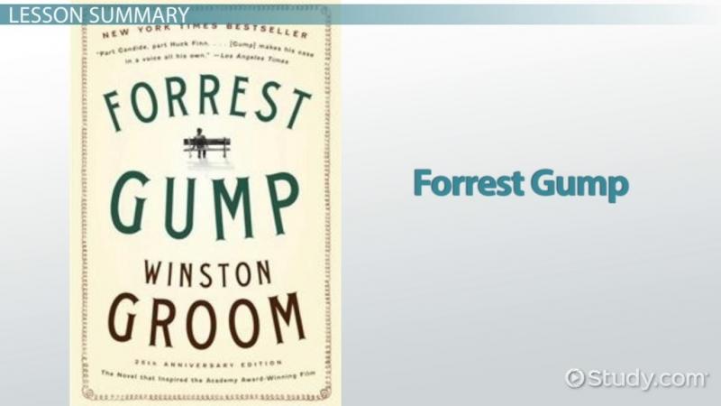 Sách Forrest Gump
