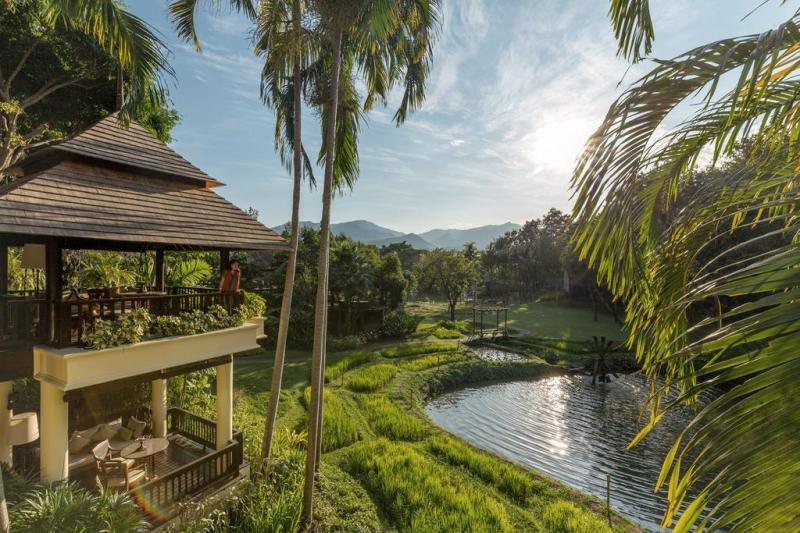 Four Seasons Chiang Mai là sự lựa chọn tuyệt vời cho những ai yêu thích phong cách Lanna
