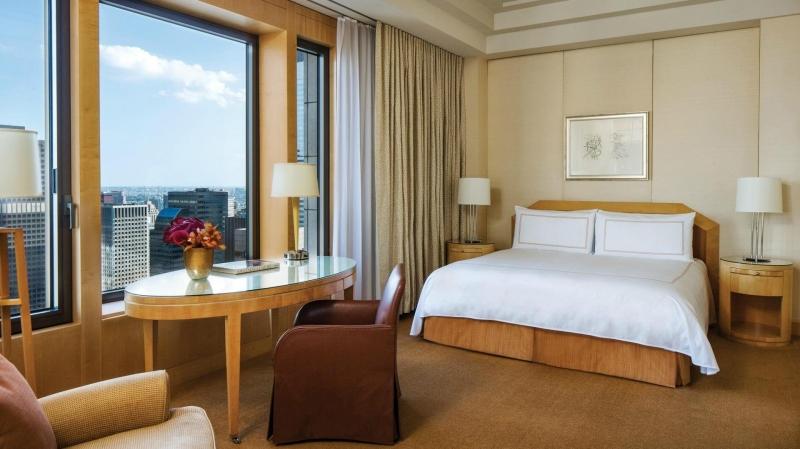 Four Seasons Hotel là một ví dụ điển hình của chất lượng khách sạn 5 sao