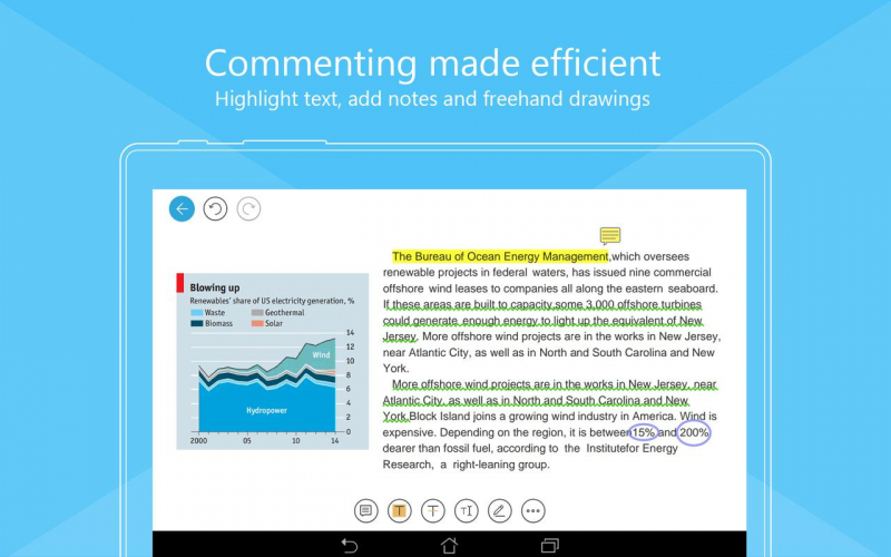 Foxit MobilePDF cho Android