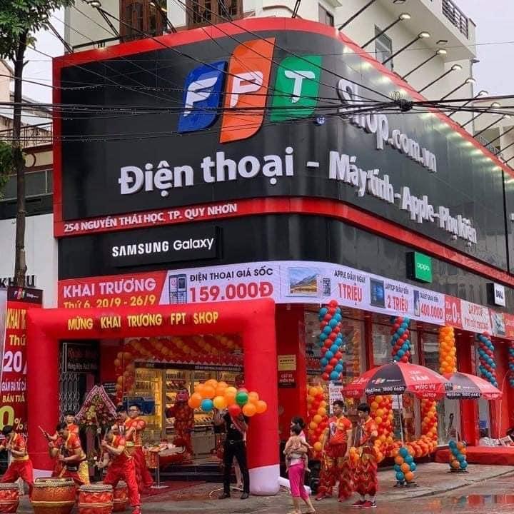 FPT Shop 254 Nguyễn Thái Học