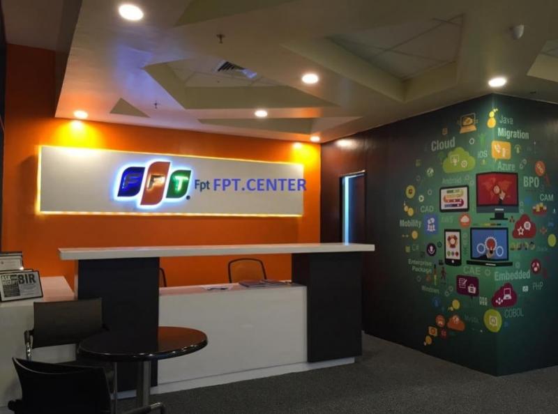 Trụ sở của FPT tại Hà Nội