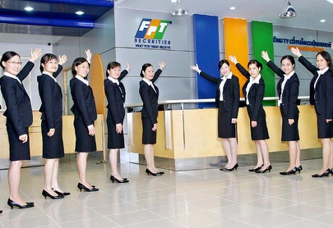 FPTS là website chính thức của công ty cổ phần chứng khoán FPT