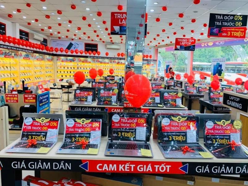 FPTShop 725 Quang Trung