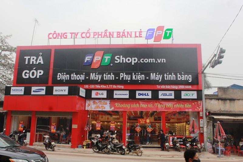 FPTShop Nam Định