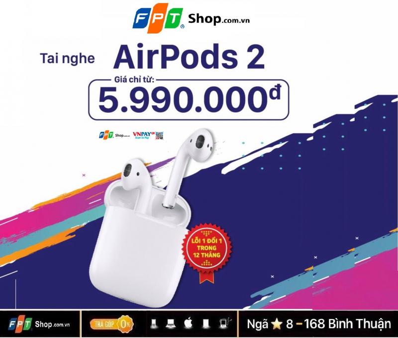 FPTShop Tuyên Quang