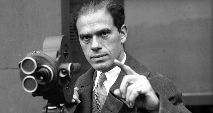 Đạo diễn Frank Capra